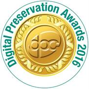Digital Preservation Coalition Special Commendation 2016 to PARADISEC